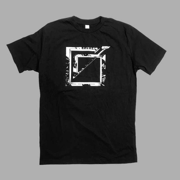 GORGON CITY SNAKE LOGO BLACK T-SHIRT