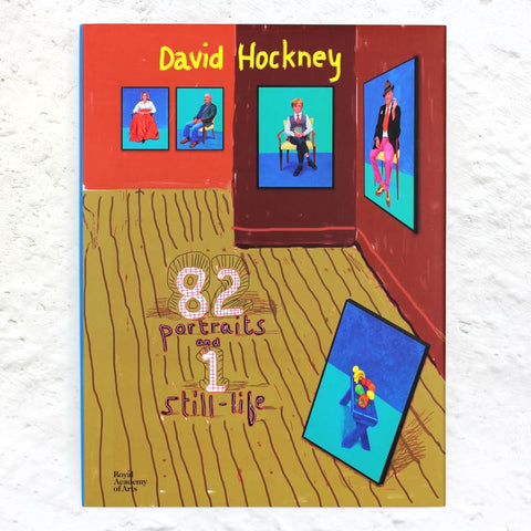 David Hockney: 82 Portraits and 1 Still-Life book