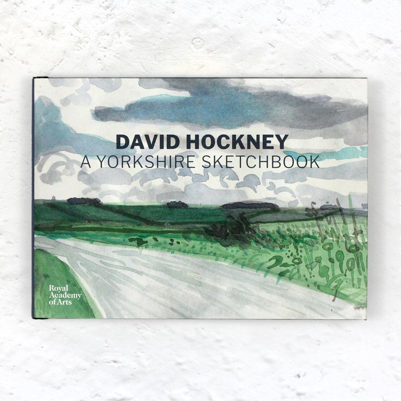 A Yorkshire Sketchbook by David Hockney
