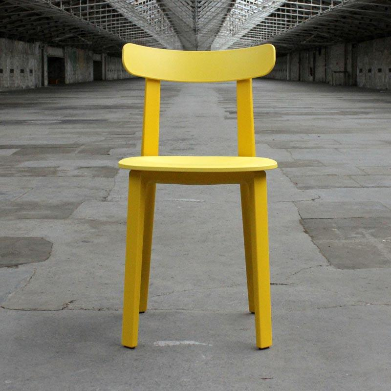 All Plastic Chair des Jasper Morrison, 2016  (made by Vitra)