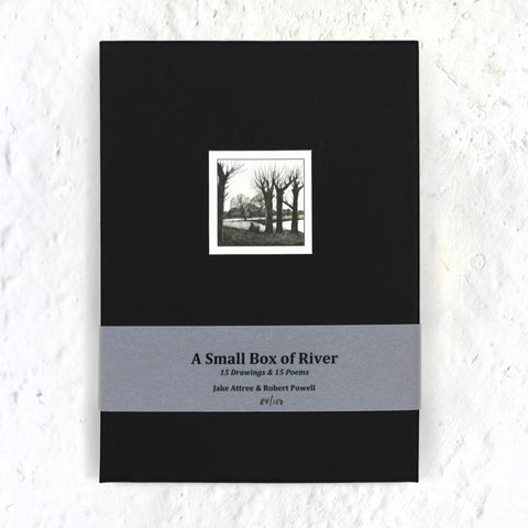 A Small Box of River (signed)