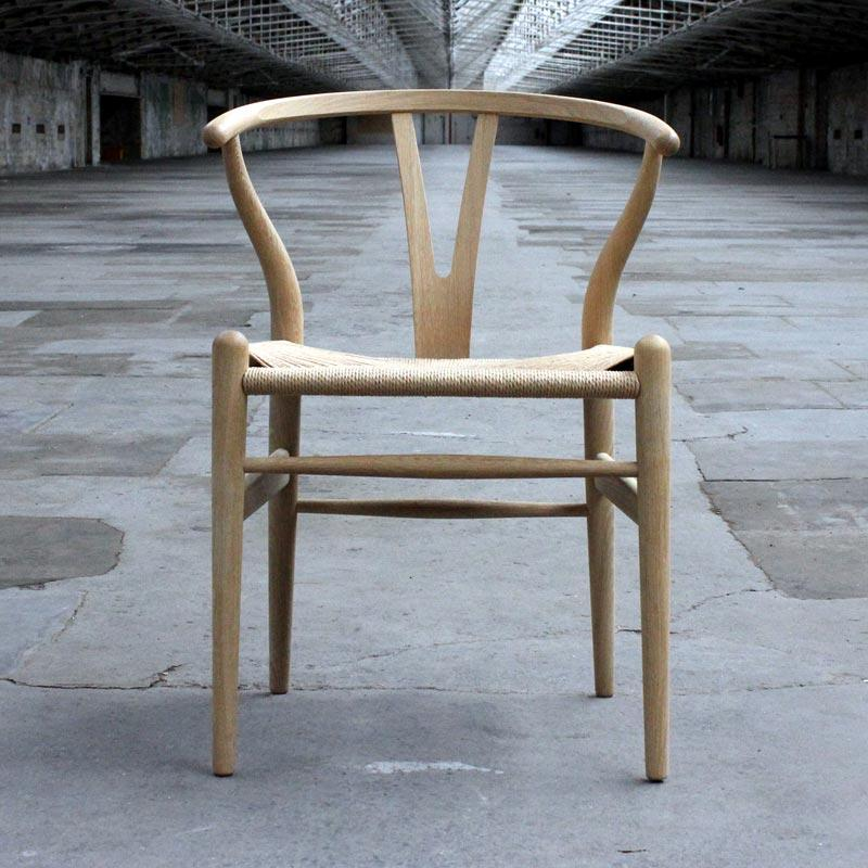 CH24 Wishbone Chair des Hans Wegner, 1949 (made by Carl Hansen & Son)