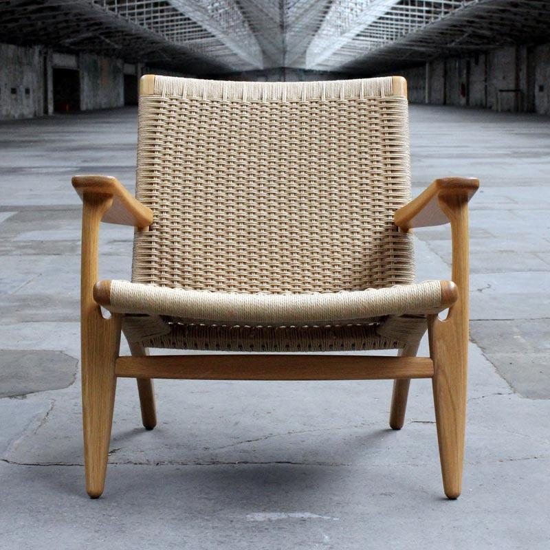 CH25 Lounge Chair des Hans J. Wegner, 1949 (made by Carl Hansen & Son)