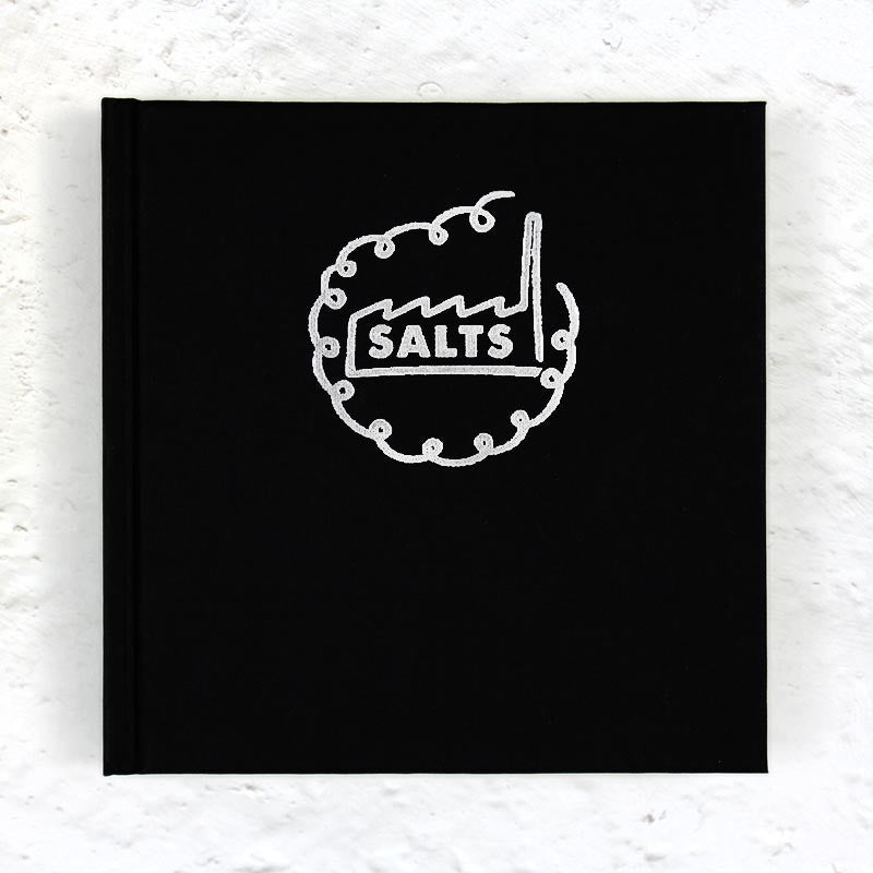 Chunky Salts Mill Sketch Book (14cm square)