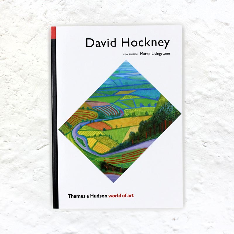 David Hockney by Marco Livingstone (New Edition)
