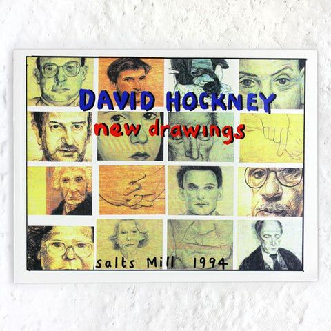 David Hockney: New Drawings