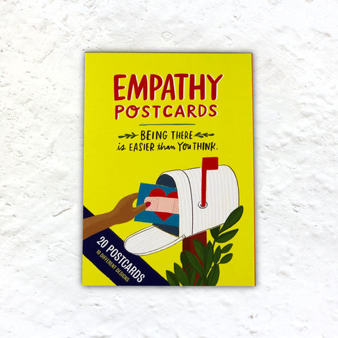 Empathy Postcards - book of 20