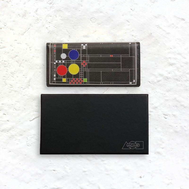 Frank Lloyd Wright Playhouse Slim Wallet