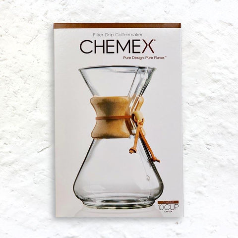 Chemex Coffee Maker (10 cup)