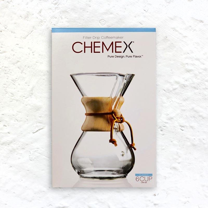 Chemex Coffee Maker (6 cup)