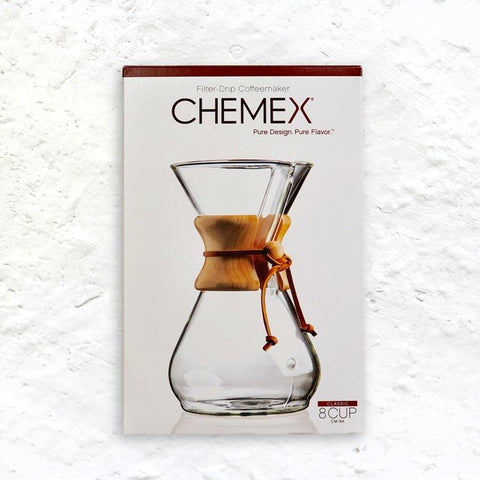 Chemex Coffee Maker (8 cup)