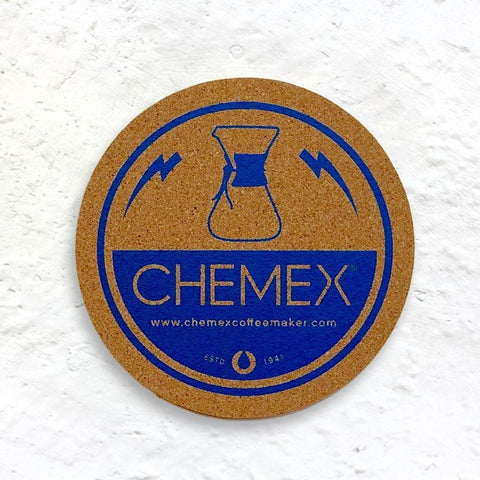Cork Coaster for Chemex Coffee Maker