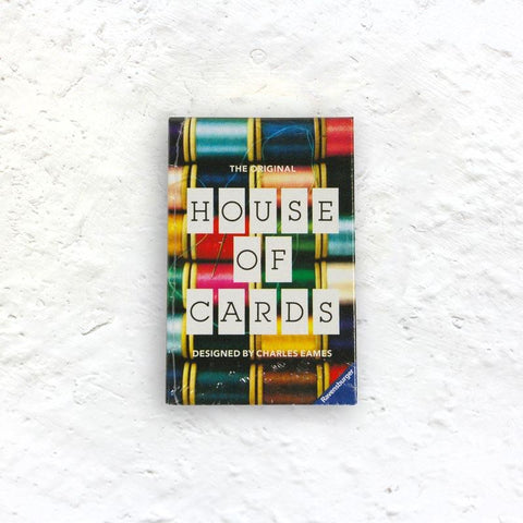 Eames House of Cards (Small) by Charles and Ray Eames