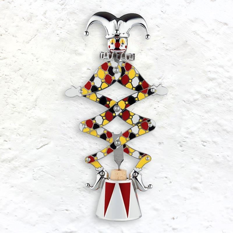 The Jester Corkscrew by Marcel Wanders for Alessi (limited edition of 999 corkscrews)