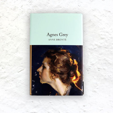Agnes Grey by Anne Brontë - small hardback (Macmillan Collector's Library Edition)