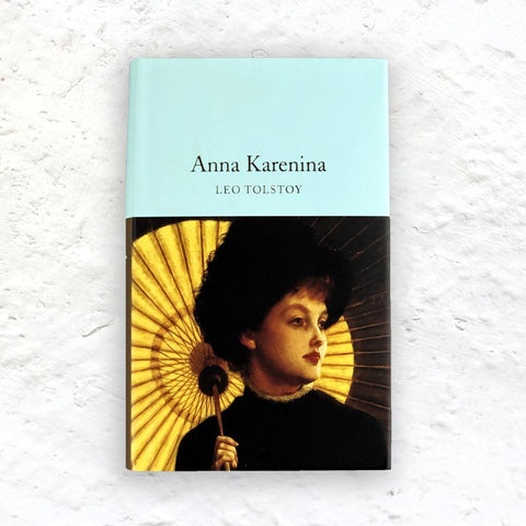 Anna Karenina by Leo Tolstoy - small hardback (Macmillan Collector's Library Edition)