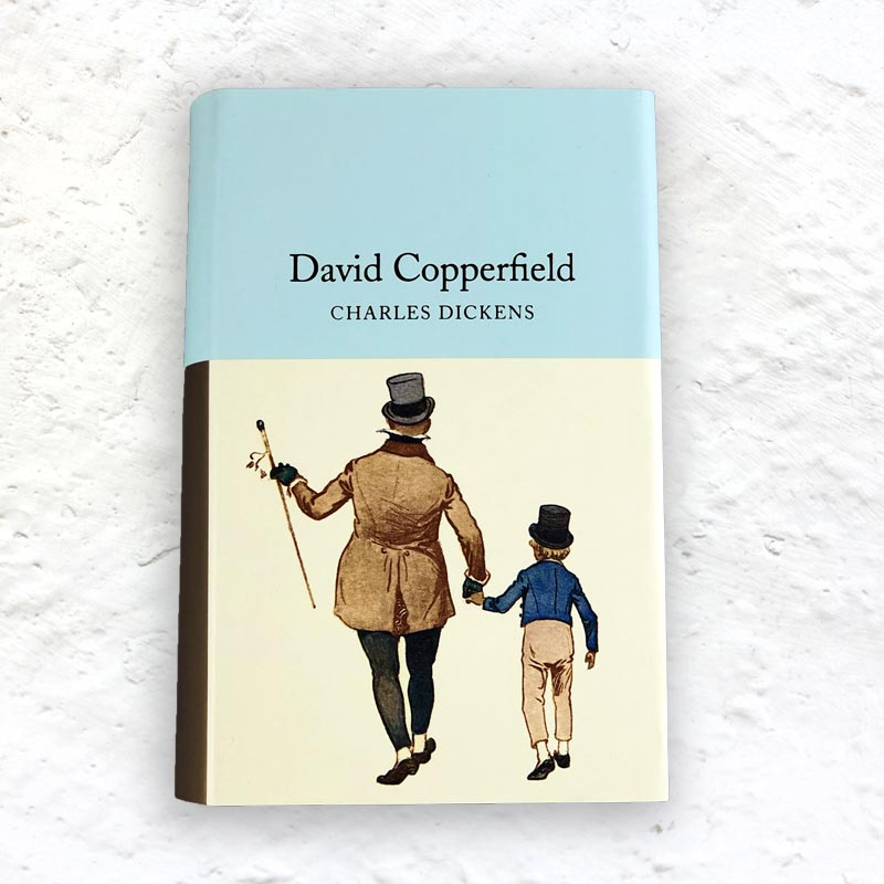 David Copperfield by Charles Dickens - small hardback (Macmillan Collector's Library Edition)