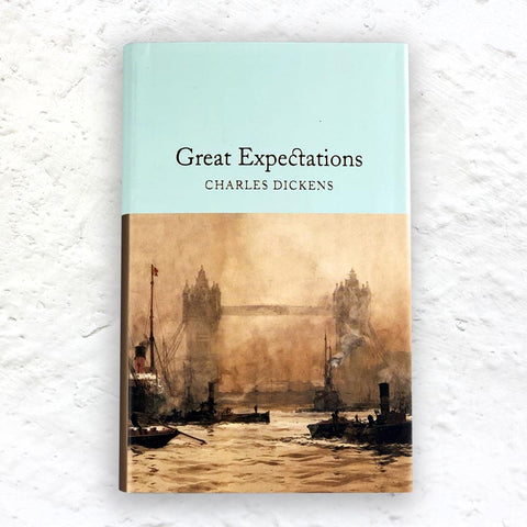 Great Expectations by Charles Dickens - small hardback (Macmillan Collector's Library Edition)