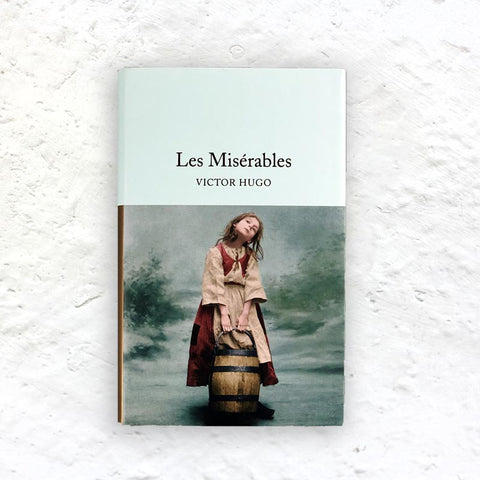Les Misérables by Victor Hugo - small hardback (Macmillan Collector's Library Edition)
