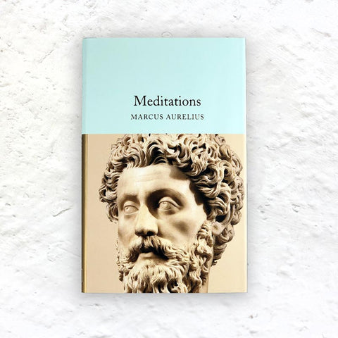 Meditations by Marcus Aurelius - small hardback (Macmillan Collector's Library Edition)