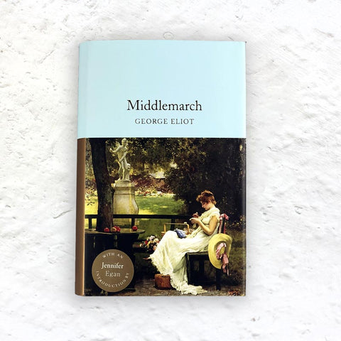 Middlemarch by George Eliot - small hardback (Macmillan Collector's Library Edition)