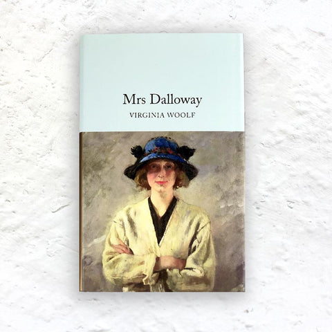Mrs Dalloway by Virginia Woolf - small hardback (Macmillan Collector's Library Edition)