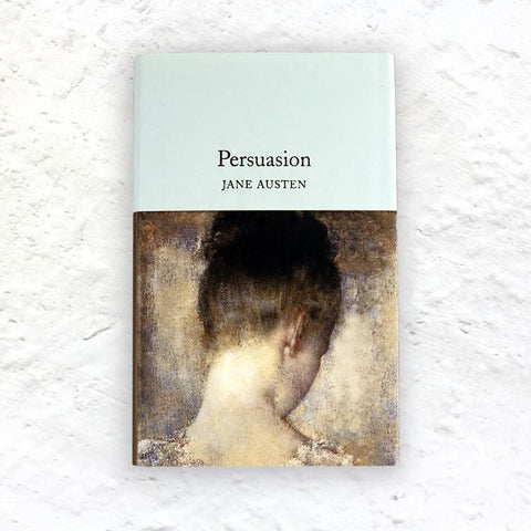 Persuasion by Jane Austen- small hardback (Macmillan Collector's Library Edition)