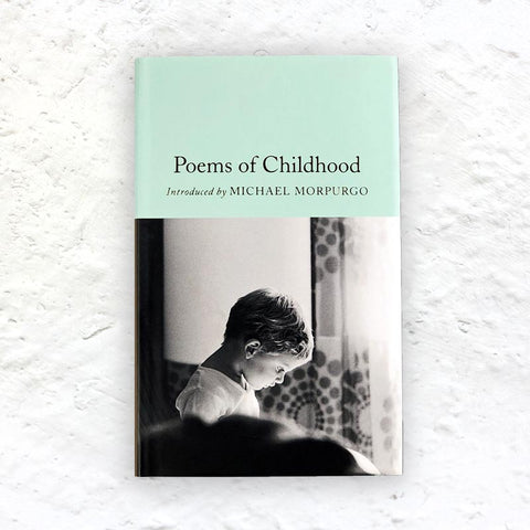 Poems of Childhood - small hardback (Macmillan Collector's Library Edition)