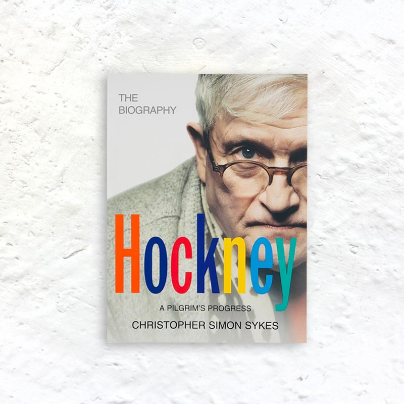 David Hockney: The Biography Volume 2, 1975-2012 by Christopher Simon Sykes