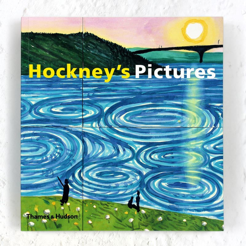 Hockney's Pictures book