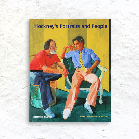 Hockney's Portraits and People by Marco Livingstone and Kay Heymer