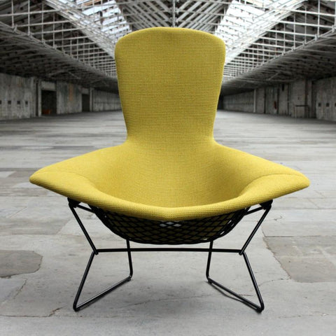 High Back Bird Chair des Harry Bertoia, 1952 (made by Knoll Studio)