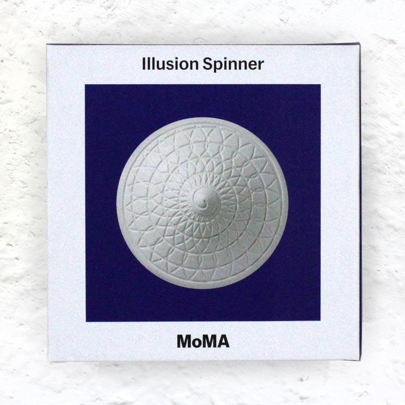 Illusion Spinner Paper Weight by Oscar De La Hera Gomez for MoMA
