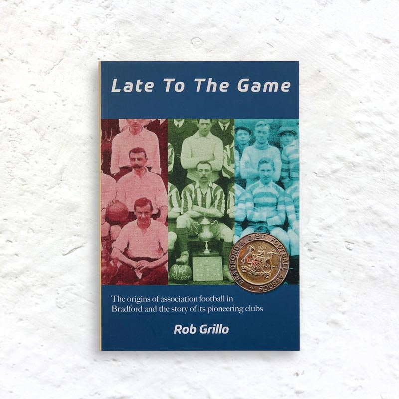 Late to the Game by Rob Grillo