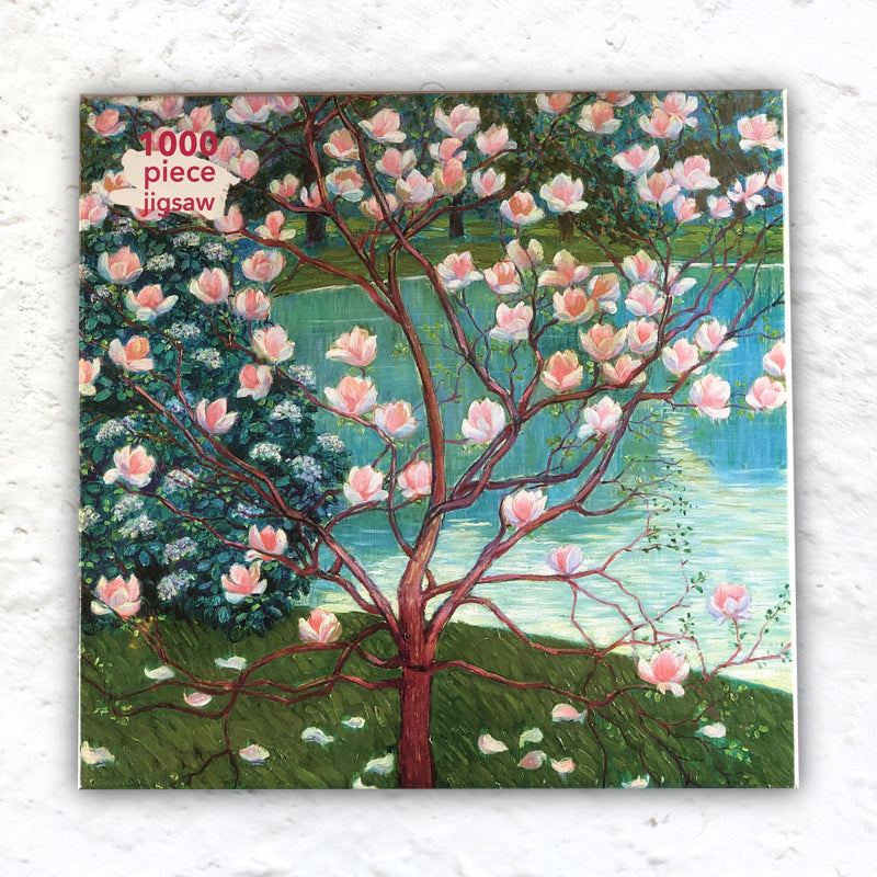 Magnolia Tree by Wilhelm List - 1000 piece adult jigsaw