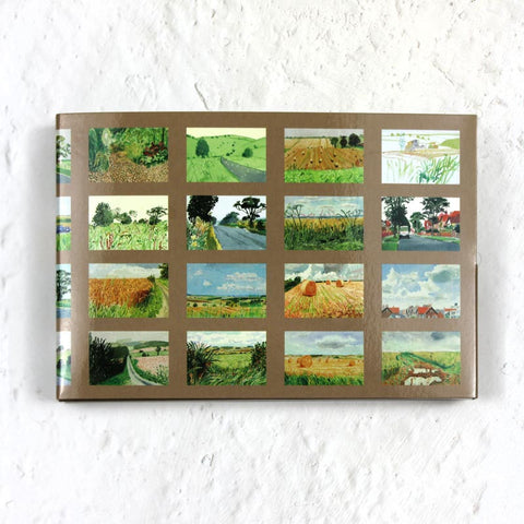 Midsummer: East Yorkshire Postcard Pack (x36) by David Hockney