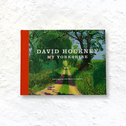 My Yorkshire by David Hockney (standard 1st edition)