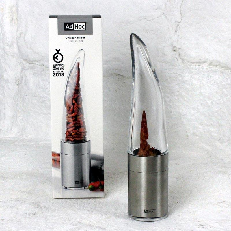 Pepe Dried Chilli Grinder by AdHoc