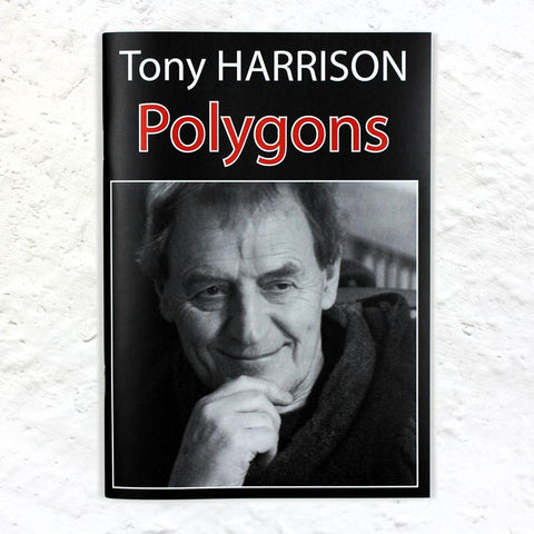 Polygons book by Tony Harrison