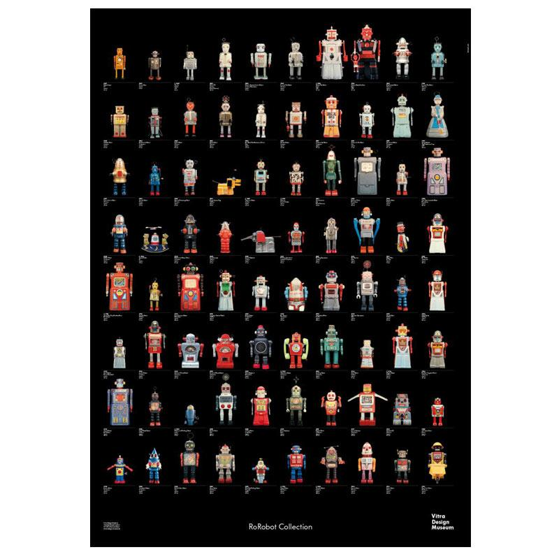 RF Robot Collection Poster