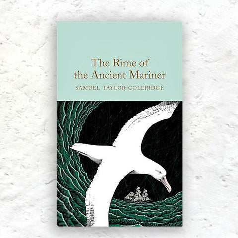 The Rime of the Ancient Mariner by Samuel Taylor Coleridge - small hardback (Macmillan Collector's Library Edition)