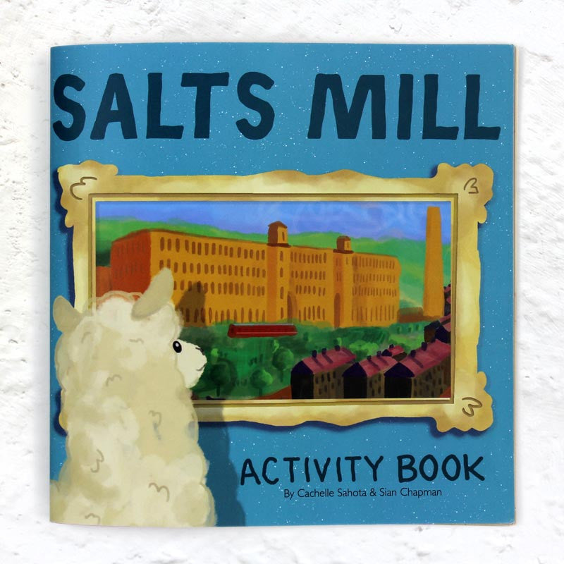 Salts Mill Activity Book