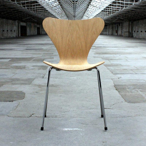 Series 7 Chair des Arne Jacobsen, 1955 (made by Fritz Hansen)
