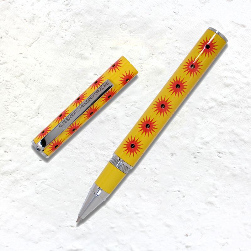 Sole Phase 3 Rollerball, des Alessandro Mendini (numbered limited edition of 500)