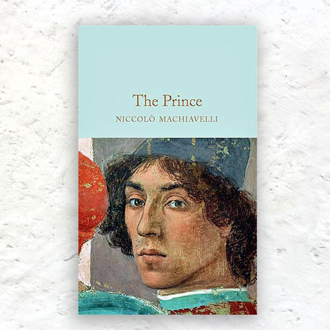 The Prince by Niccolò Machiavelli - small hardback (Macmillan Collector's Library Edition)