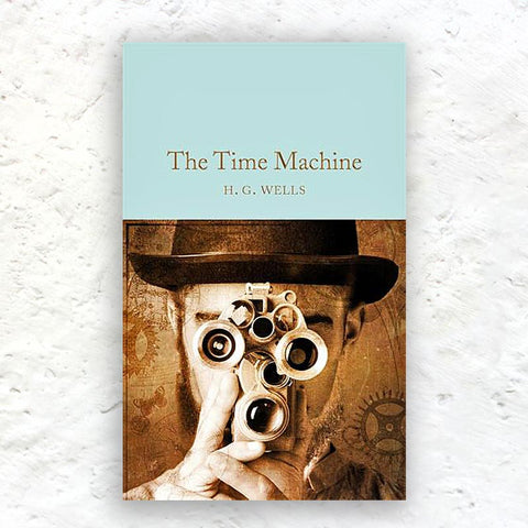 The Time Machine by H.G. Wells - small hardback (Macmillan Collector's Library Edition)