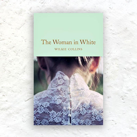 The Woman in White by Wilkie Collins - small hardback (Macmillan Collector's Library Edition)