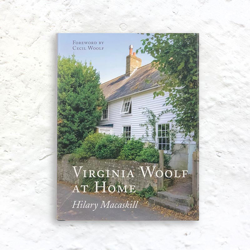 Virginia Woolf at Home by Hilary Macaskill (foreword by Cecil Woolf; signed by Macaskill))