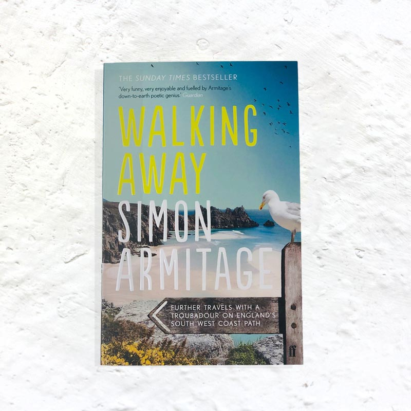 Walking Away by Simon Armitage (signed)