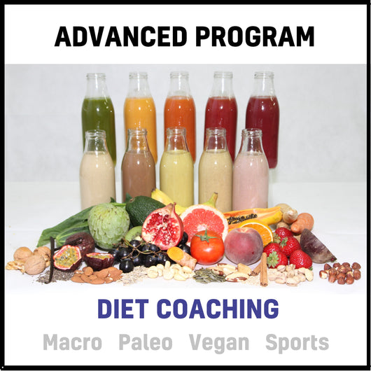 20 DAYS ADVANCED PROGRAM
